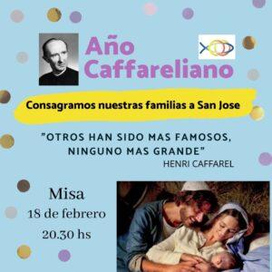 Año Caffareliano - Santa Misa 18 de Febrero 2021